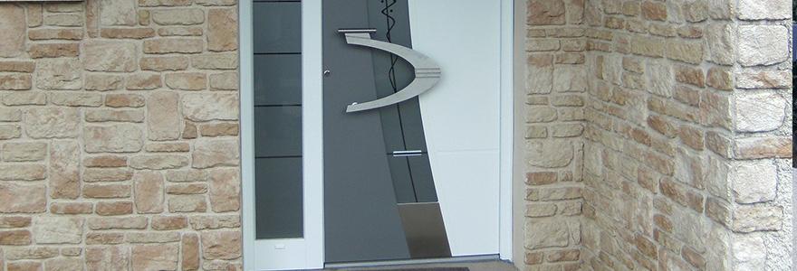 les portes en PVC