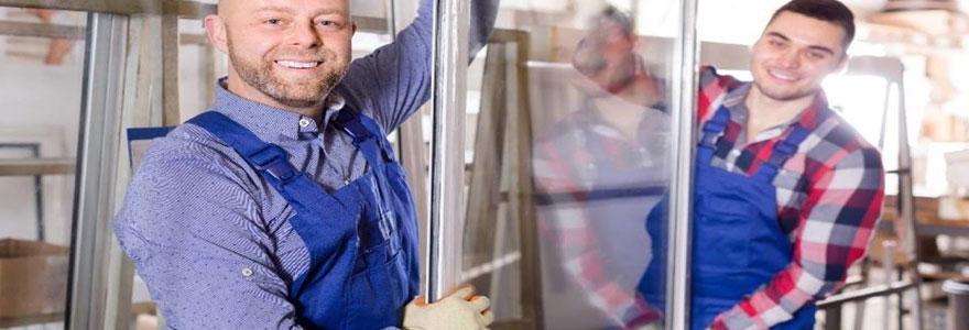 Les avantages des fenêtres en PVC et en aluminium